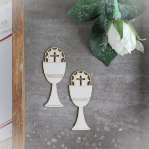 Holy Communion Chalice chipboard