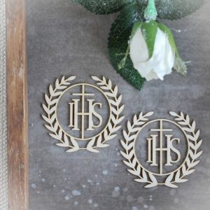 Holy Communion Host chipboard set