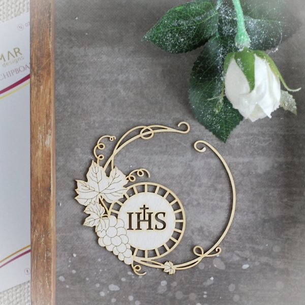 Holy Communion Frame chipboard