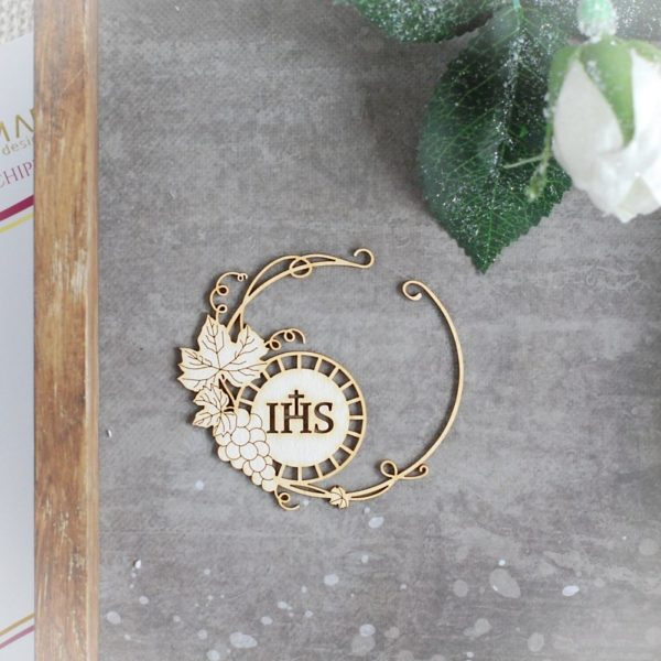 Holy Communion small Frame chipboard