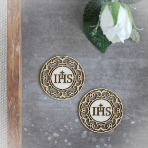 Holy Communion Host Chipboard
