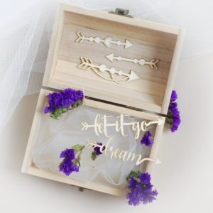 boho style decorative laser cut chipboard arrows set dream let it go